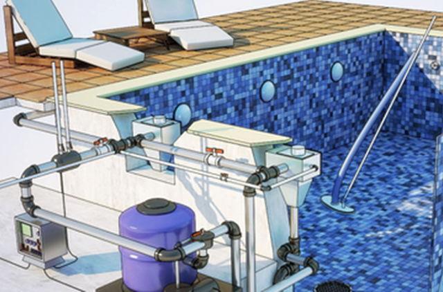 Проектирование бассейнов в Краснодаре